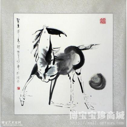 当代水墨画 国画作品 类别 当代水墨画 淘宝 名人字画 中国书画服务中